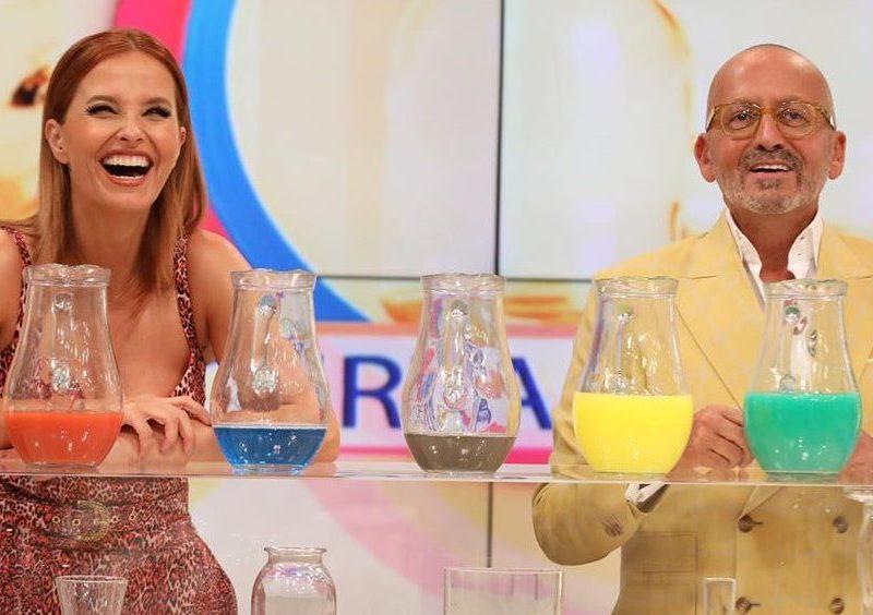 'Você na TV!' bate recorde na despedida da dupla Goucha/Cristina