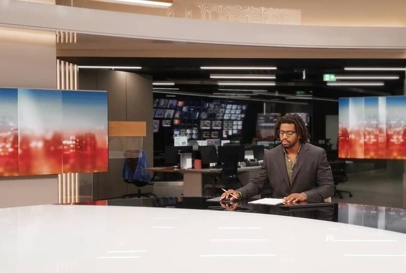 Cláudio França. Jornalista faz história ao estrear-se na SIC
