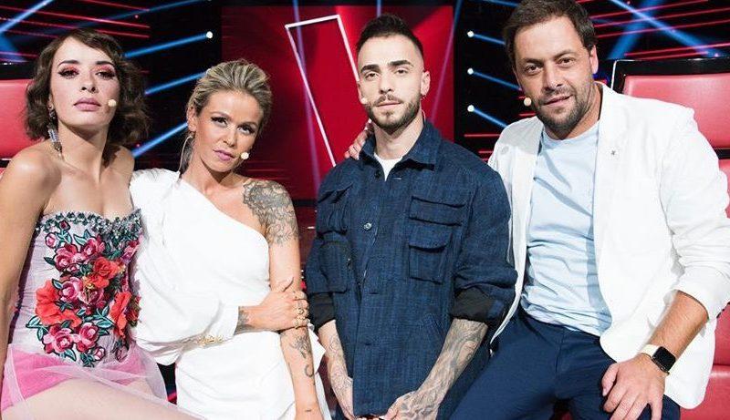 'The Voice Portugal' perde liderança para a SIC este domingo