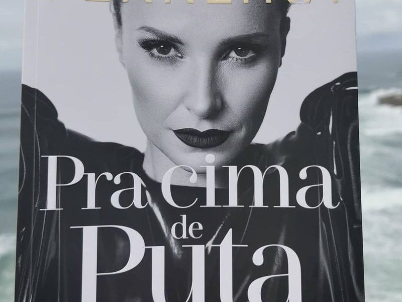 Livro de Cristina Ferreira bate recorde de vendas online