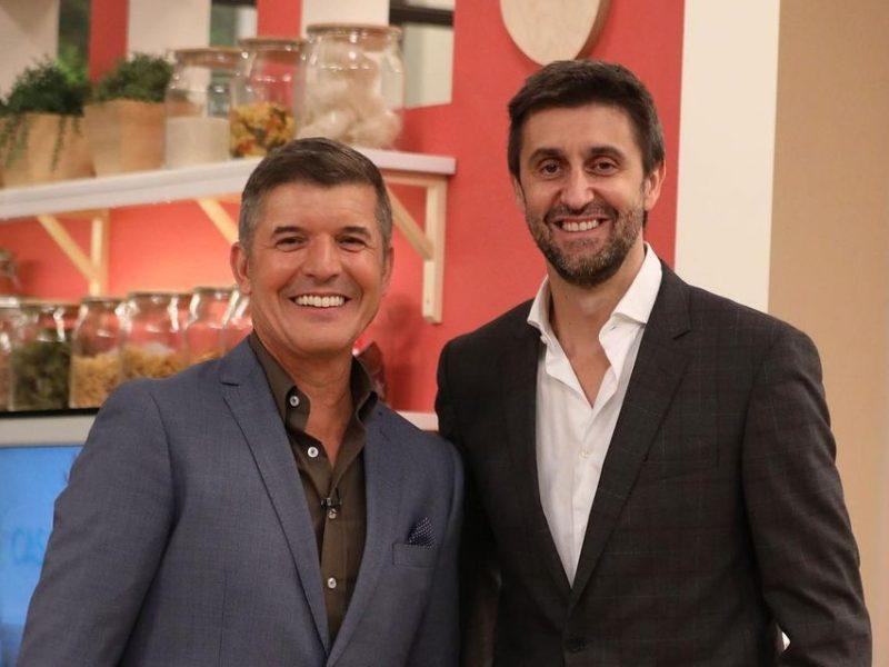 Figura do ano. Daniel Oliveira e João Baião são as escolhas de 2020