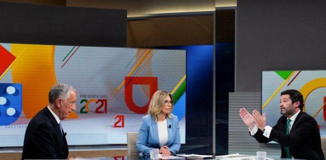 Debate Marcelo com André Ventura