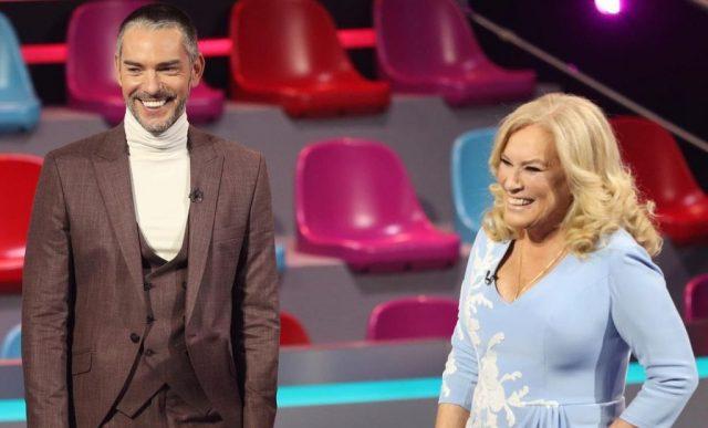 Cláudio Ramos e Teresa Guilherme apresentam e os reality shows da TVI