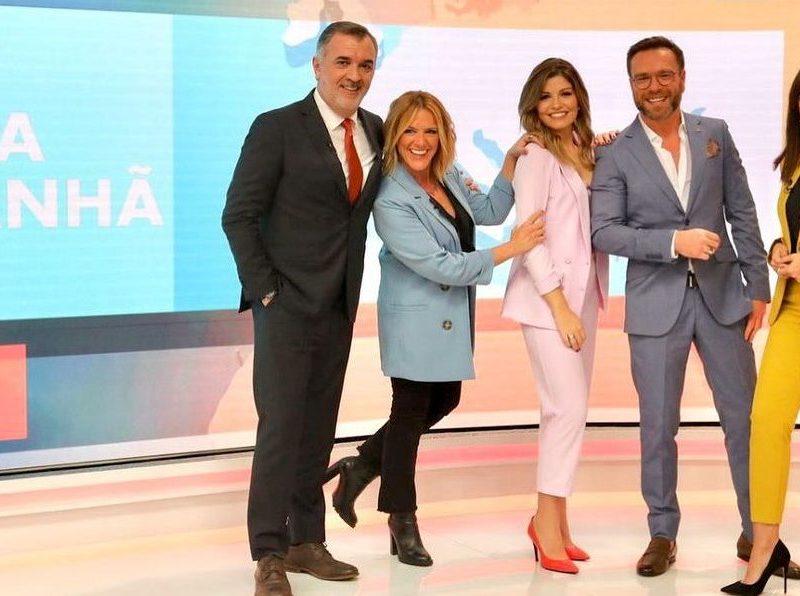 'Esta Manhã'. TVI junta entretenimento e informação em novo programa