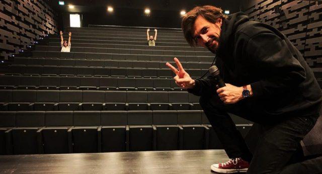 'Princípio Meio e Fim' é o novo programa de Bruno Nogueira