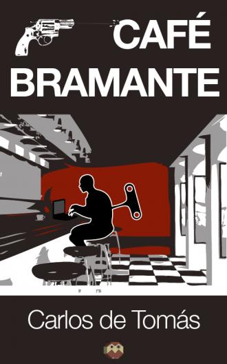 """Café Bramante"" novela negra de Carlos de Tomás"