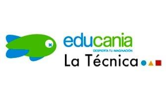 Educania - La técnica