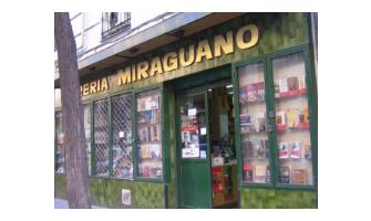 Madrid - Librería Miraguano