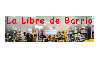 Madrid - Librería Asociación la Libre de Barrio, Leganés