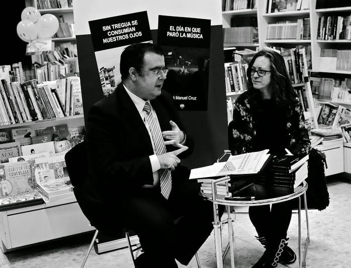 José Manuel Cruz, la «Crisis» novelada