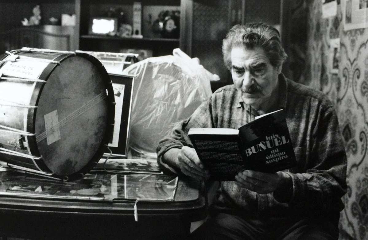 Tomás Gascón artesano del tambor y el bombo y uno de los fundadores de la Cofradía del Nazareno