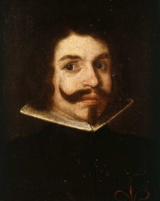 El poeta Baltasar Gracián