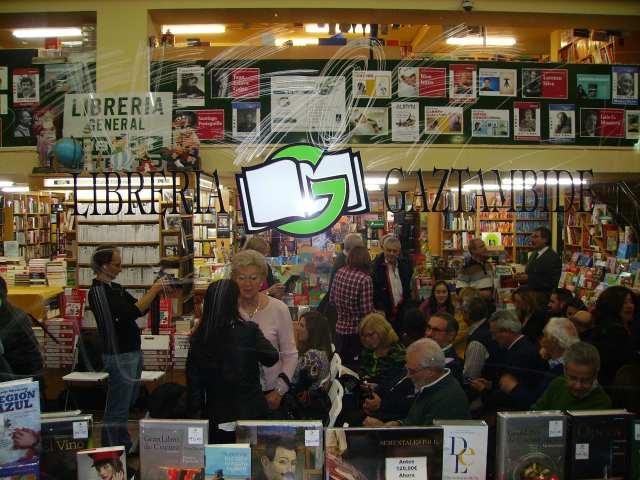 Grandes libreros. Cristóbal González – Gaztambide