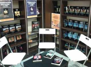 Espacio Amarante zona de lectura