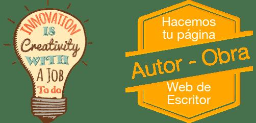 Hacemos tu página Web de escritor