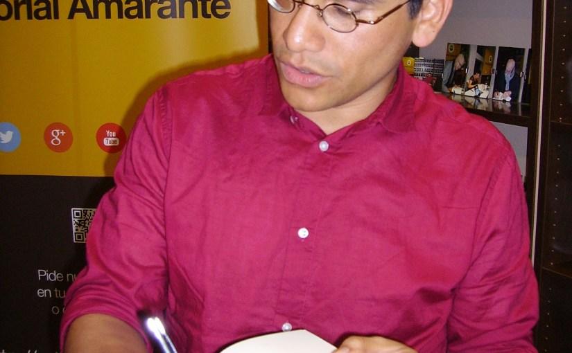 """Erasmo Cachay presentó en Madrid """"La casa Dreyfuss"""""""