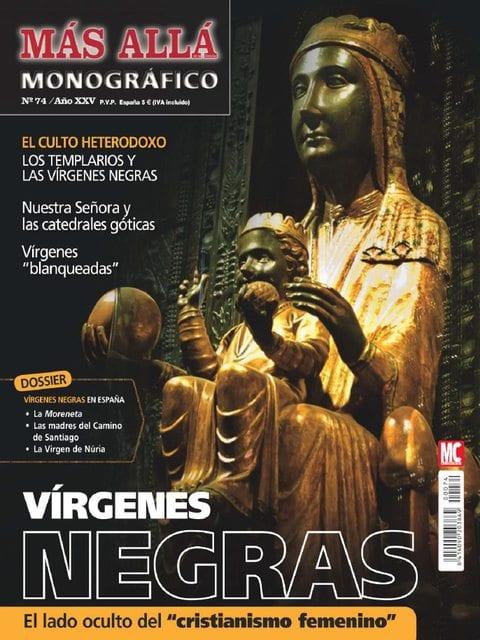 Virgo en España ensayo histórico y de arte de Vanesa Redondo