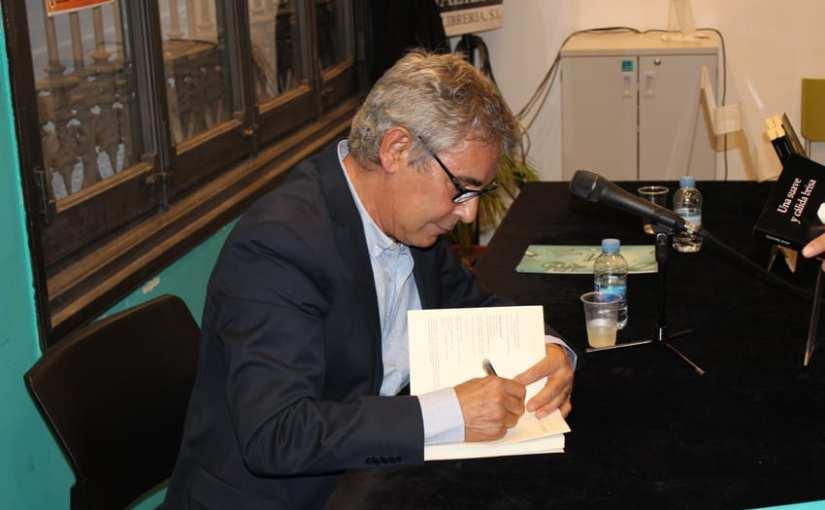 Jordi Sanchís: intriga de calidad en Alibri Llibrería