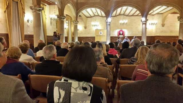 Patio Neorrenacentista del Palacio de Figueroa. Fotografía de Inma Cid