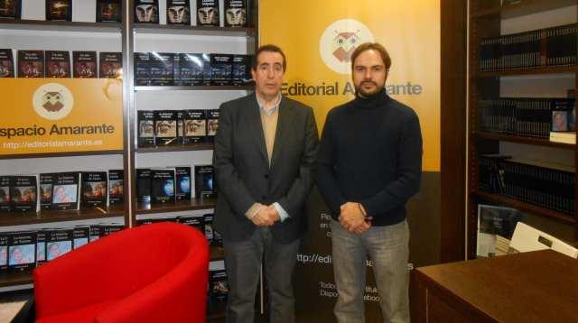 Carlos de Tomás con Mario Blázquez