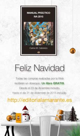 Manual Práctico IVA 2015. Autor: Carlos María Cabrerizo.