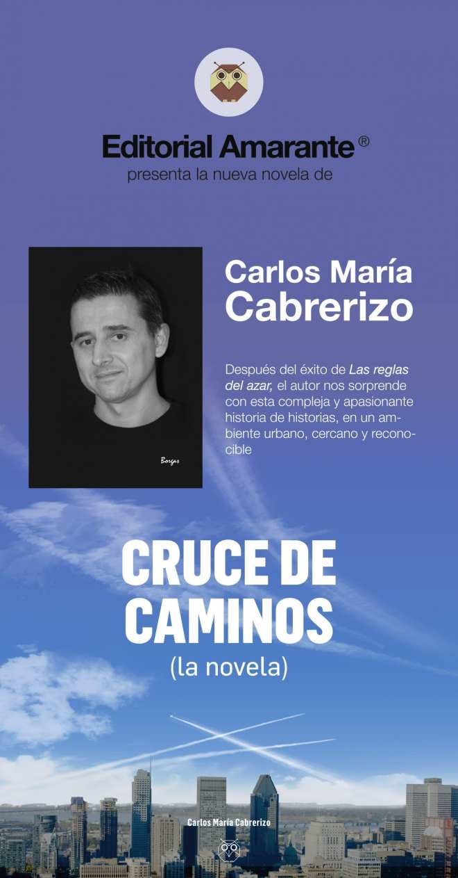 Cruce de Caminos - Carlos María Cabrerizo - Editorial Amarante