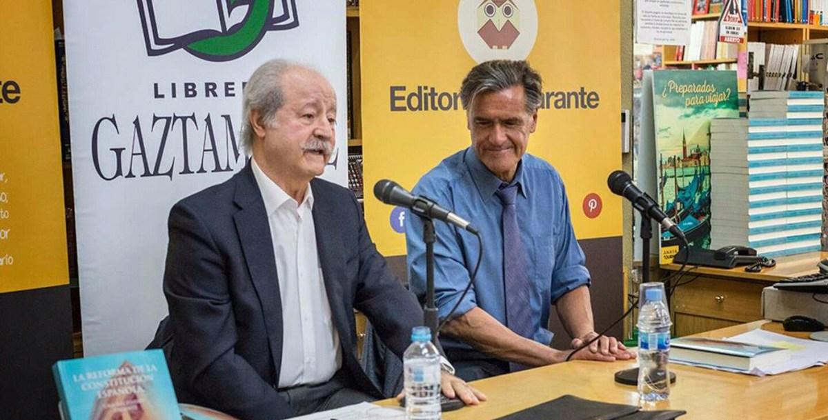 José Miguel Bueno-Vicente y su reforma constitucional