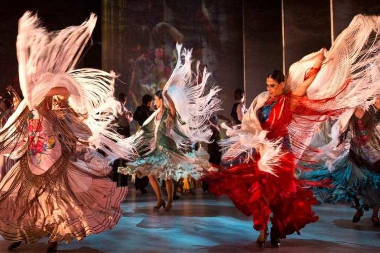Sorolla «interpretado» por el Ballet Nacional de España