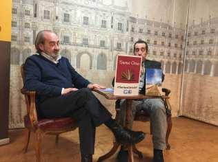 Javier M. Lázaro y Carlos de Tomás
