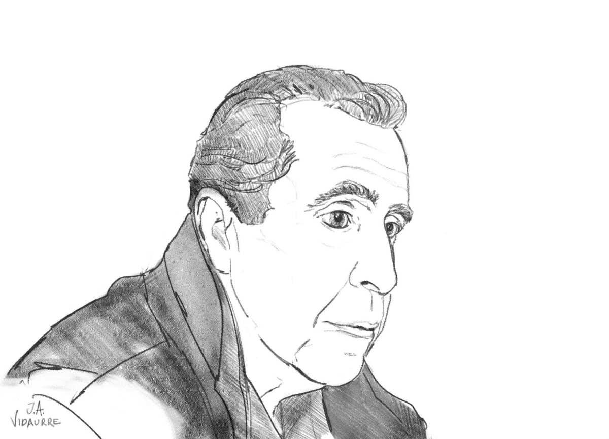 """Carlos de Tomás: """"Hay que escribir con verdad"""""""