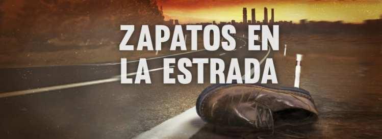"""TRAS LA LÍNEA. A propósito de """"Zapatos en la estrada"""" de Carlos de Tomás"""