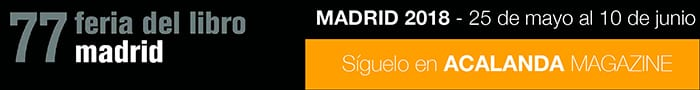 Editorial Amarante - Feria del Libro Madrid 2018-05