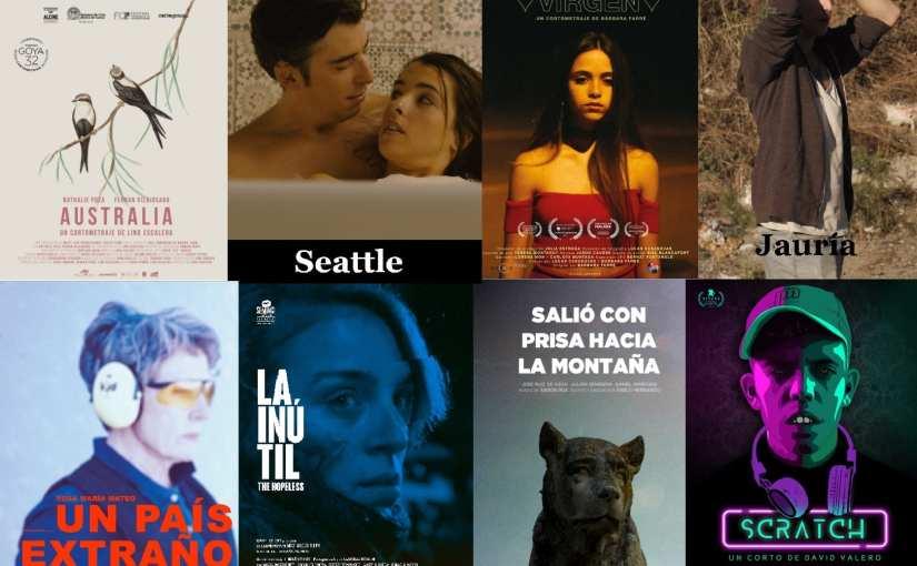 21º Festival de Málaga – Cine en español – Cortometrajes (1) Entrevistas a Marta Aledo y Lino Escalera
