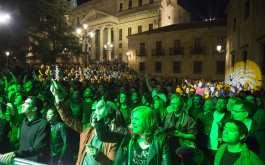 Público asistente a un concierto