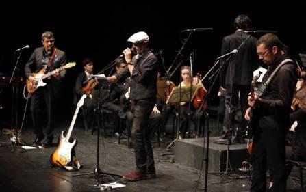 Baden Bah en el Teatro Liceo
