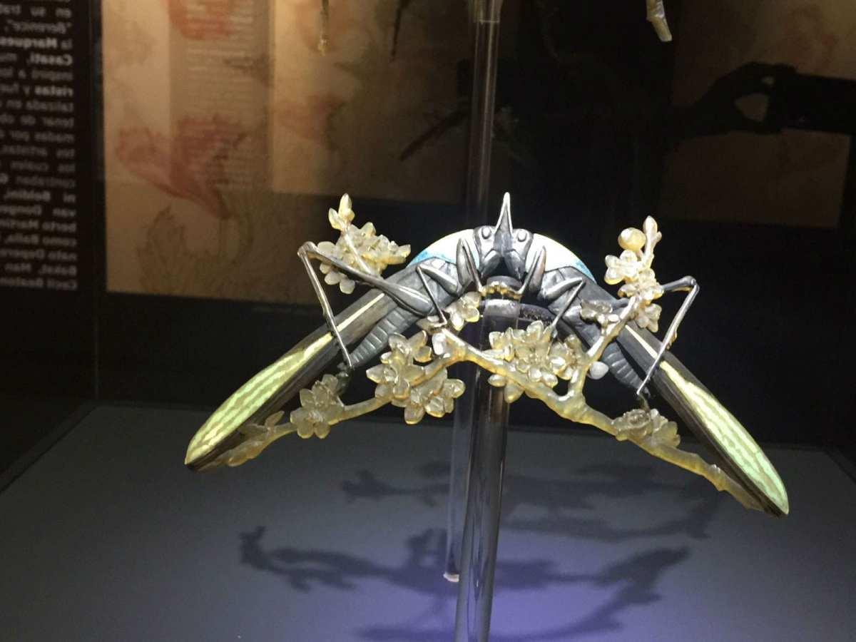 Piezas exclusivas de Lalique, por primera vez en España