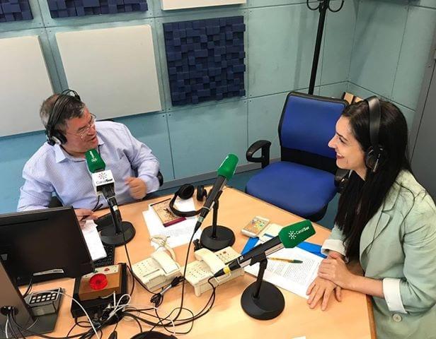 """Entrevista a Alba Oliva en """"la hora de Cordoba"""""""