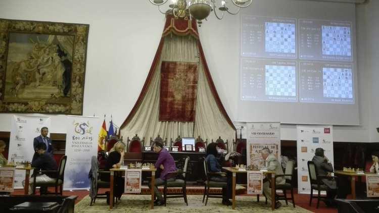 El ajedrez, un valor para Salamanca