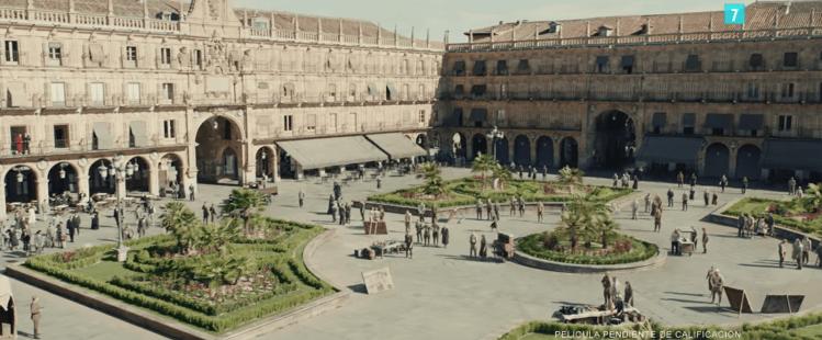 """Hoy se estrena en Salamanca """"Mientras dure la Guerra"""" de Alejandro Amenábar"""