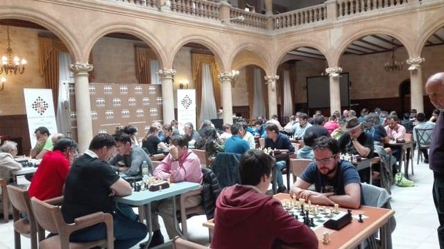 Torneo de aficionados: Open Nocturno de Ajedrez Relámpago