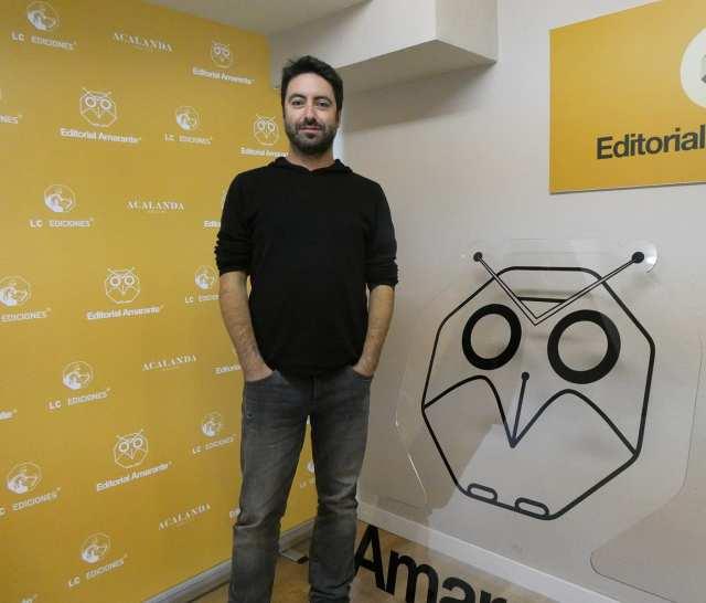 Editorial Amarante - Mario Sanz Pascual