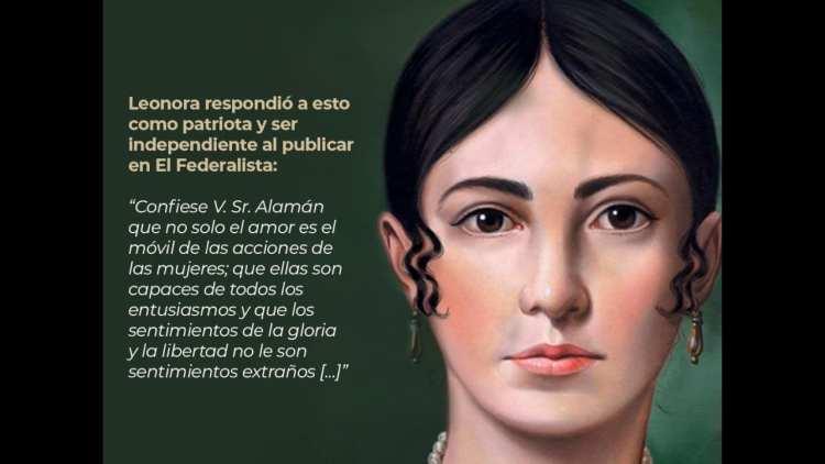 Leona Vicario: en el nombre se profetizaba su devenir