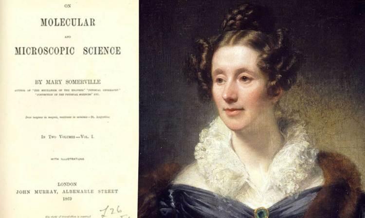 """Mary Somerville, """"la reina de las ciencias del siglo XIX"""""""