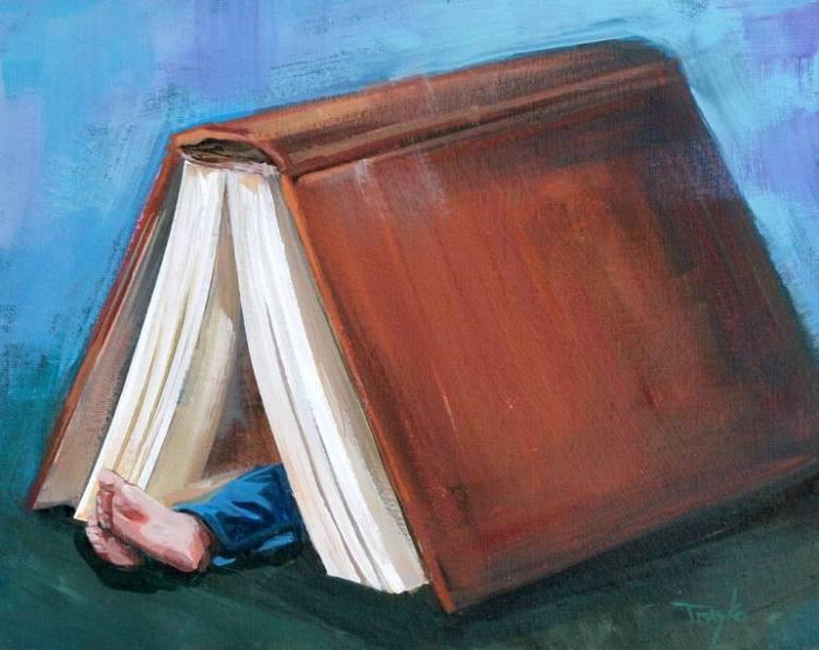 ¿Día del libro o meses de alarma con libros? — Vivo y Coleando
