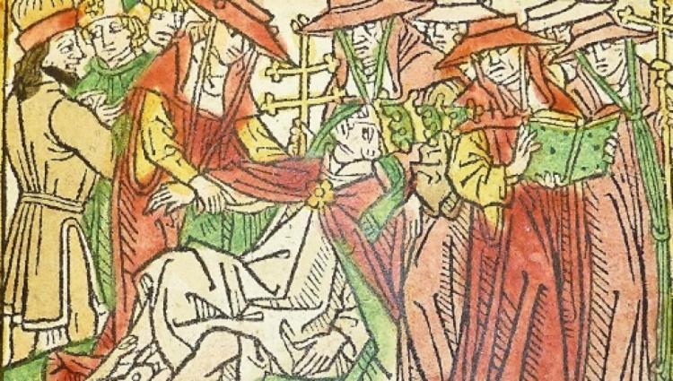 ¿Benedicto III o Juan VIII? Dudas, leyendas y mitos. Una mujer versus Sumo Pontífice