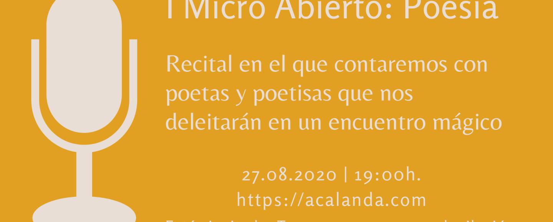 I Micro Abierto