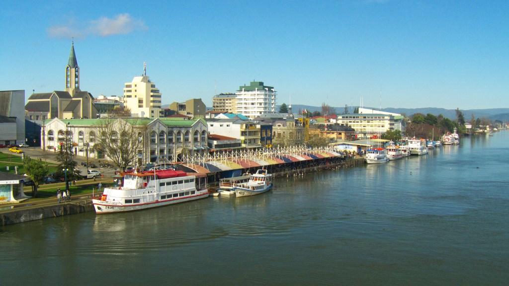 Valdivia, la Perla del Sur
