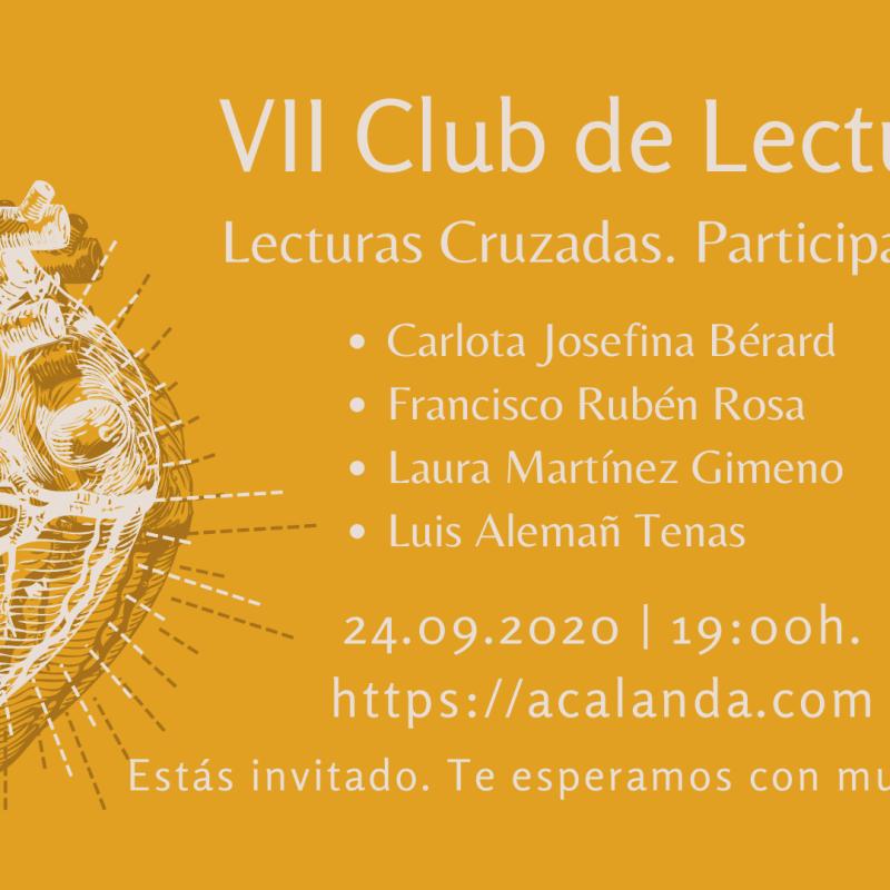 VII Club de Lectura