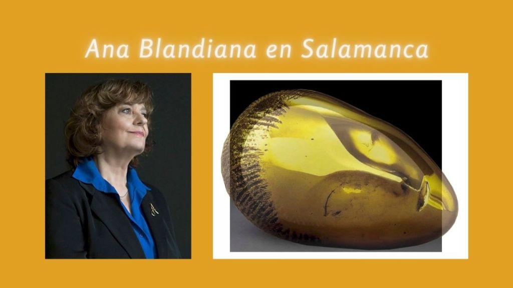 Ana Blandiana - Salamanca - Acalanda Magazine