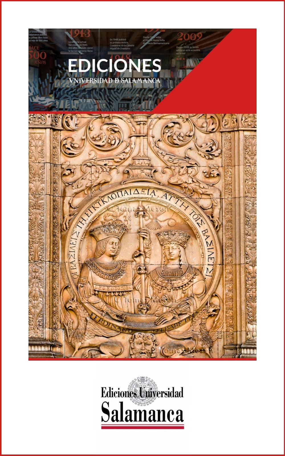 Ediciones Universidad de Salamanca - EUSAL - Portada Ejemplo